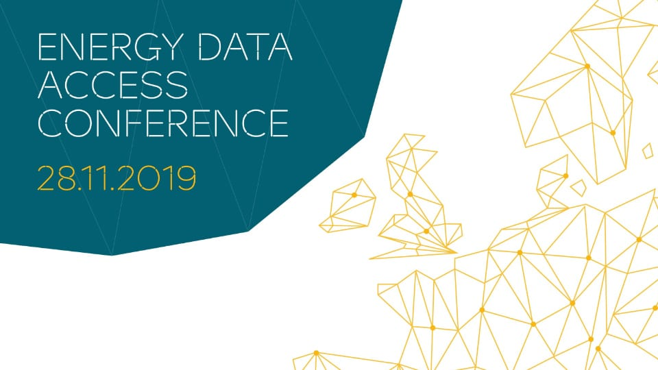 Energy Data Access Conference
