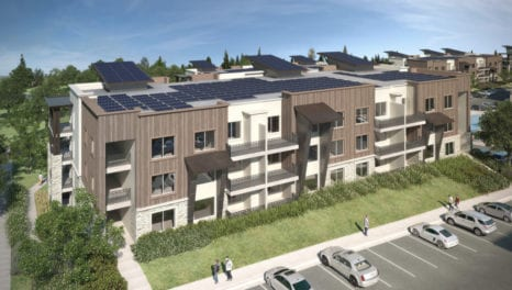 How multi-family dwellings can support the energy transition