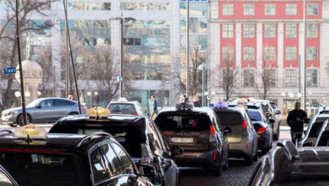 Wireless charging coming to Oslo's EV taxis