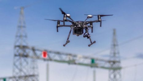 Advancing drones in the power sector with new use cases