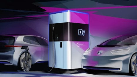 Volkswagen – new entrant in the power business