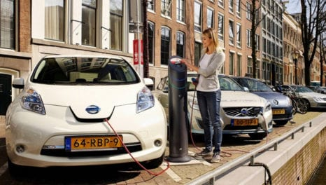Securing Europe's electric vehicle charging infrastructure