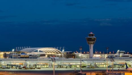 NB-IoT proof of concept for smart meters in Munich Airport shows promise