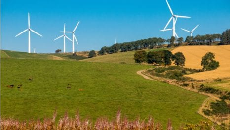 Scotland's push towards renewables opens door for decentralised energy exchange