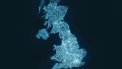 UK electricity networks – towards a smarter grid