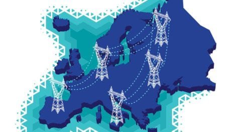 Mapping the Euro-Med high voltage transmission network