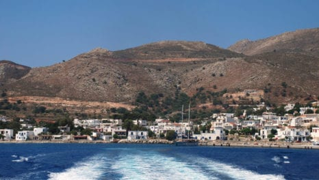 Smart microgrids and power reliability on Greek island of Tilos