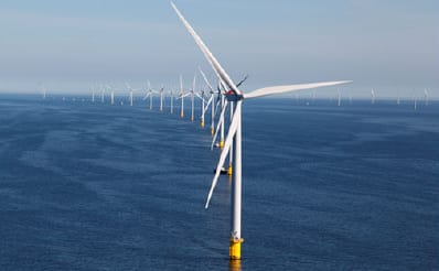 UK offshore wind – leading the renewables price decline