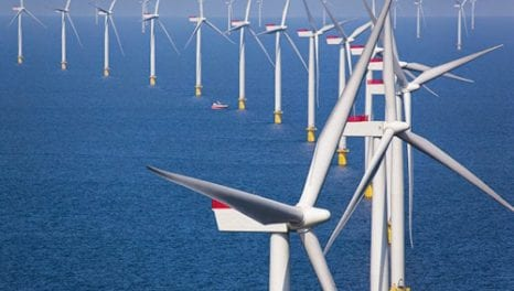 Offshore wind farm to power 400,000 German homes