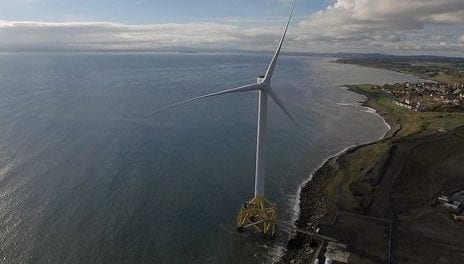 Scotland's offshore wind plans get £920k boost
