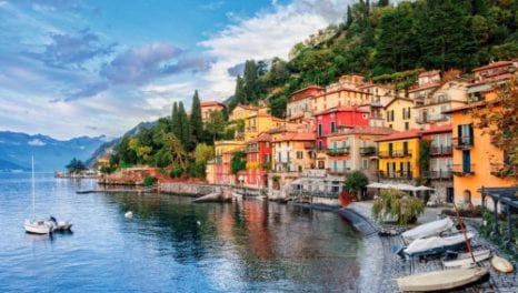 Lake Como goes all-electric