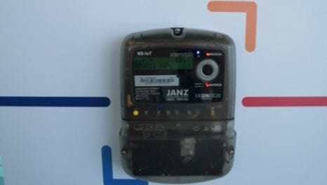World's first operational NB-IoT smart meters in Portugal