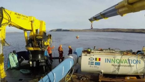Can €20m European project prove tidal energy reliability?