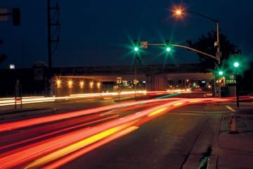 First UK city plans smart traffic lights installation