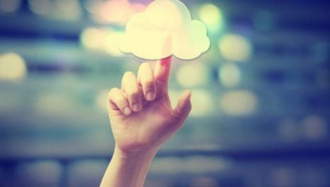Is the solution to engaging business customers in the cloud?