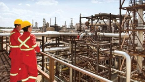 Carbon capture and storage a global priority