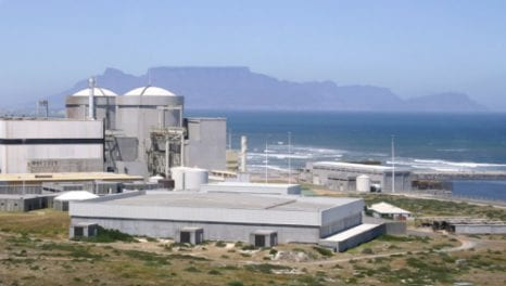 """Nuclear is South Africa's only answer to its energy crisis"""
