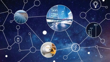Networking the Internet of Things