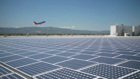 Africa's First Solar Powered Airport Works Toward Grid Independence