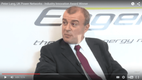 UK Power Networks Wins the Industry Innovation Award