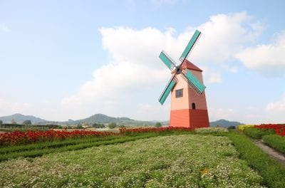 The Challenge of Selling Windmills to Holland