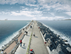 Swansea Bay Project To Pioneer Tidal Lagoon Power