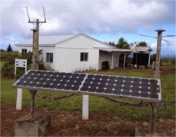 Pitcairn Islands Looks To Renewables