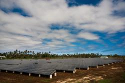 Tonga Power Gets its First Solar Facility with Rapid Stabilisation