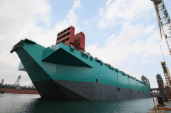 ABB To Support The Electrics of PETRONAS' FLNG Facility