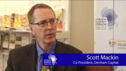 Denham Fills Africa's Energy Gap