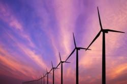 Africa's Largest Wind Farm Generates Electricity