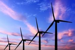 Wind Power driving China?