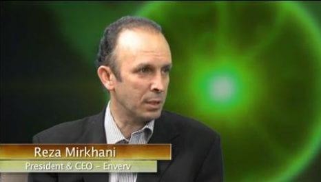 Interview: Reza Mirkhani, President & CEO, Enverv