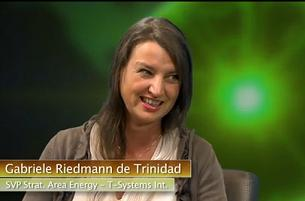 Interview: Gabriele Riedman de Trinidad, SVP Strat. Area Energy, T-Systems International