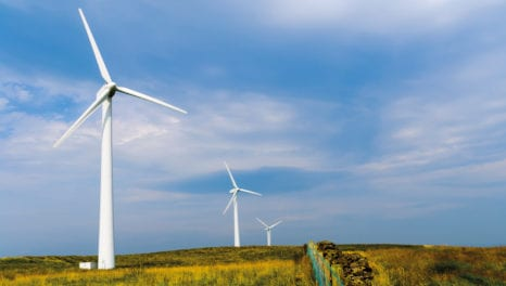 Blowing Away Limitations on Wind Farms in the Irish Power Market