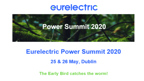 Eurelectric Power Summit 2020