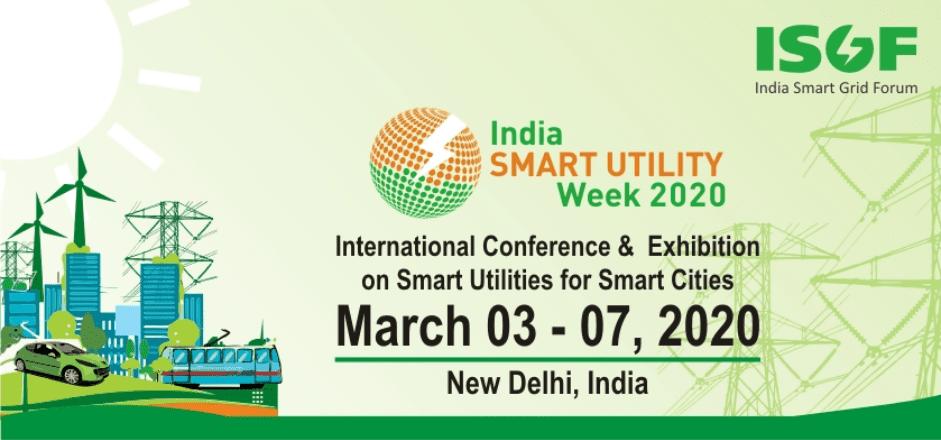 India Smart Utility Week