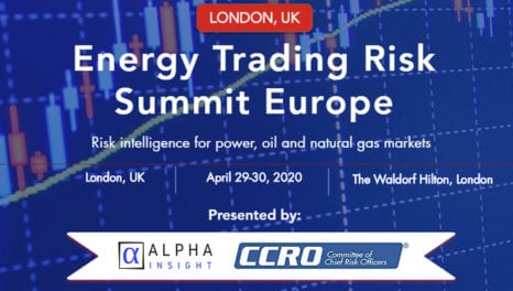 Energy Trading Risk Summit Europe