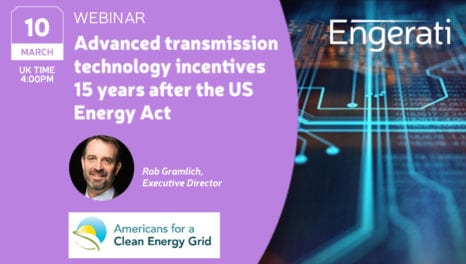 Advanced transmission technology incentives 15 years after the US Energy Act
