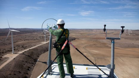 Iberdrola seeks innovators to improve monitoring systems on wind farms