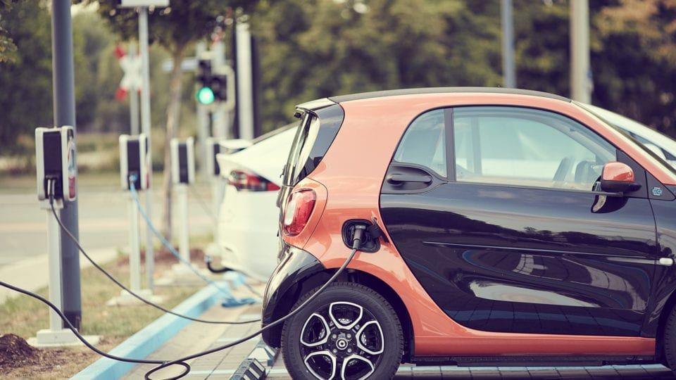 European electric car sales are predicted to triple by the end of 2020