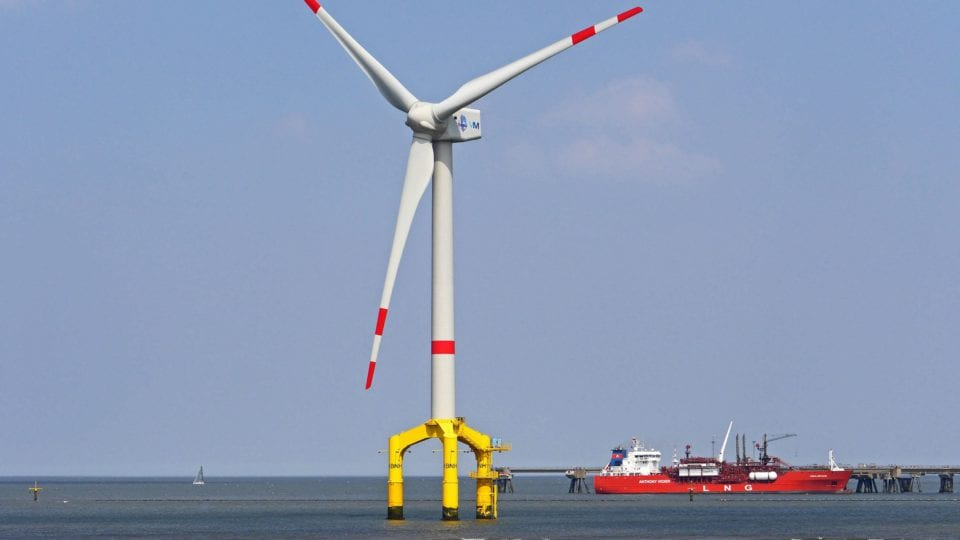 RWE invests in new tech to improve safety of offshore wind O&M