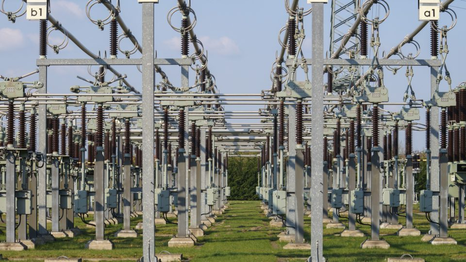 SSEN Transmission fights emissions with 'greener grid' technology at Kintore substation