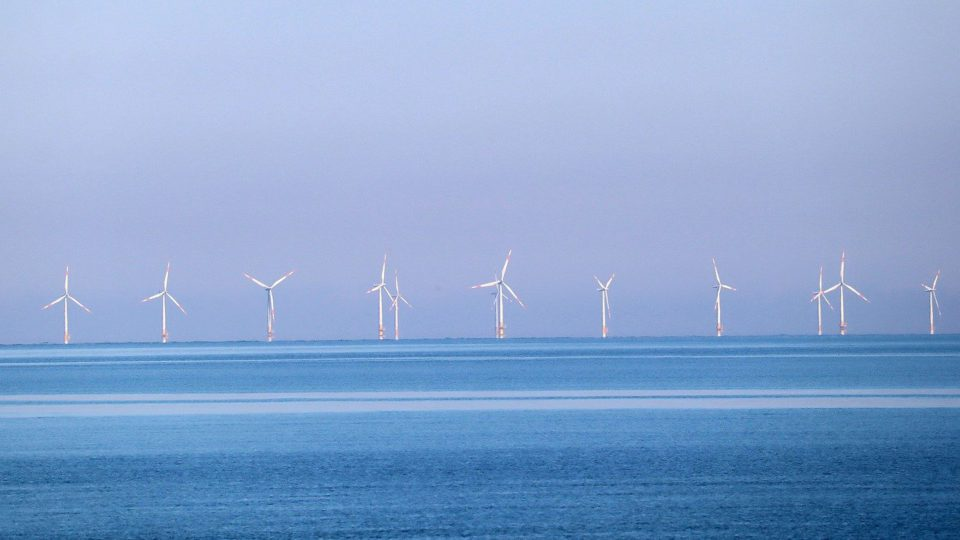 Current offshore wind pipeline falls short of 40GW by 2030 target
