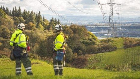 SP Energy Networks starts £30m network upgrade in Scotland