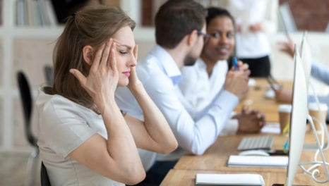 Safeguarding staff from mental health hazards at work