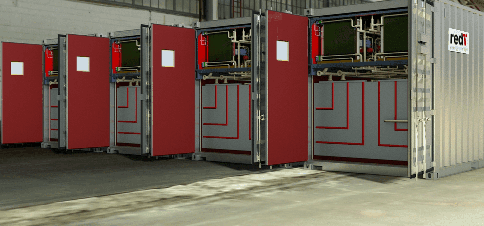 First vanadium flow battery cleared for final installation