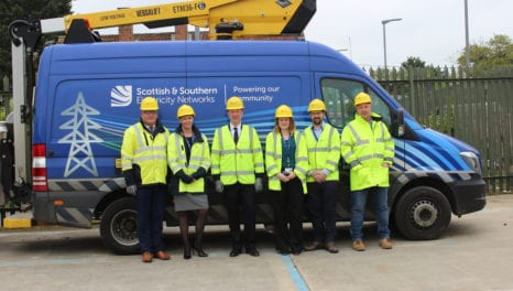 SSEN provides £20m network boost