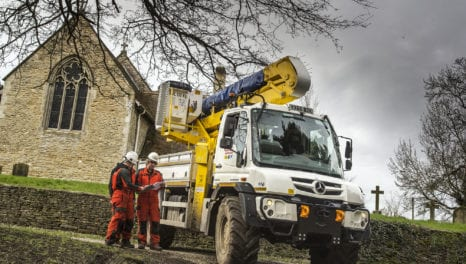 Northern Powergrid invests in unique off-road vehicle