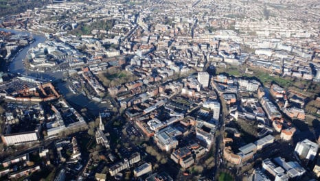 Bristol's bold leap of faith